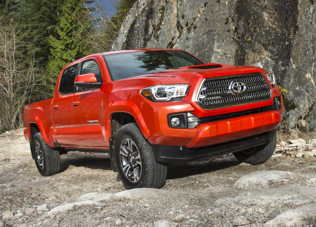 Image Result For 2016 Tacoma Inferno