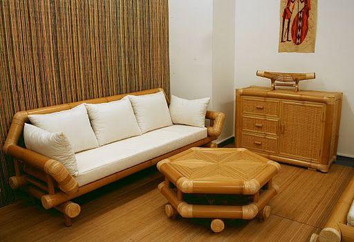 Para você que adora decorar a casa com móveis da moda que tenha alta - decoracion con bambu