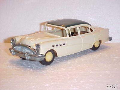 1954 buick roadmaster 4 door sedan promo model buick for 1954 buick roadmaster 4 door