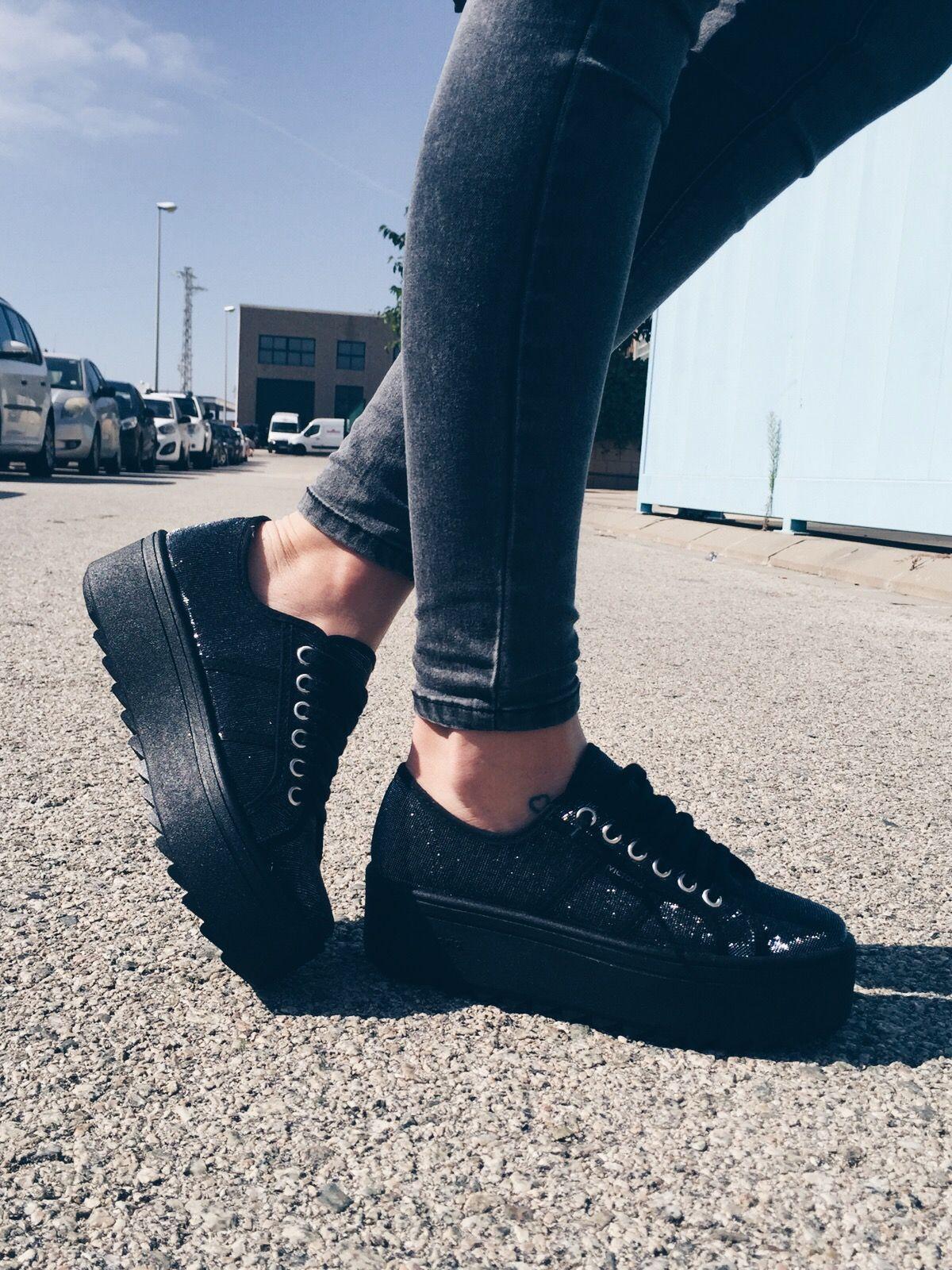 puma zapatilla plataforma mujer