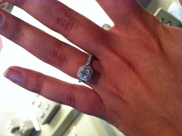 tiffany soleste i had to do just one of my engagement ring to quell my - Tiffanys Wedding Rings