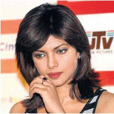 Long Bobs Indian Hairstyles For Round Faces Priyankachopra