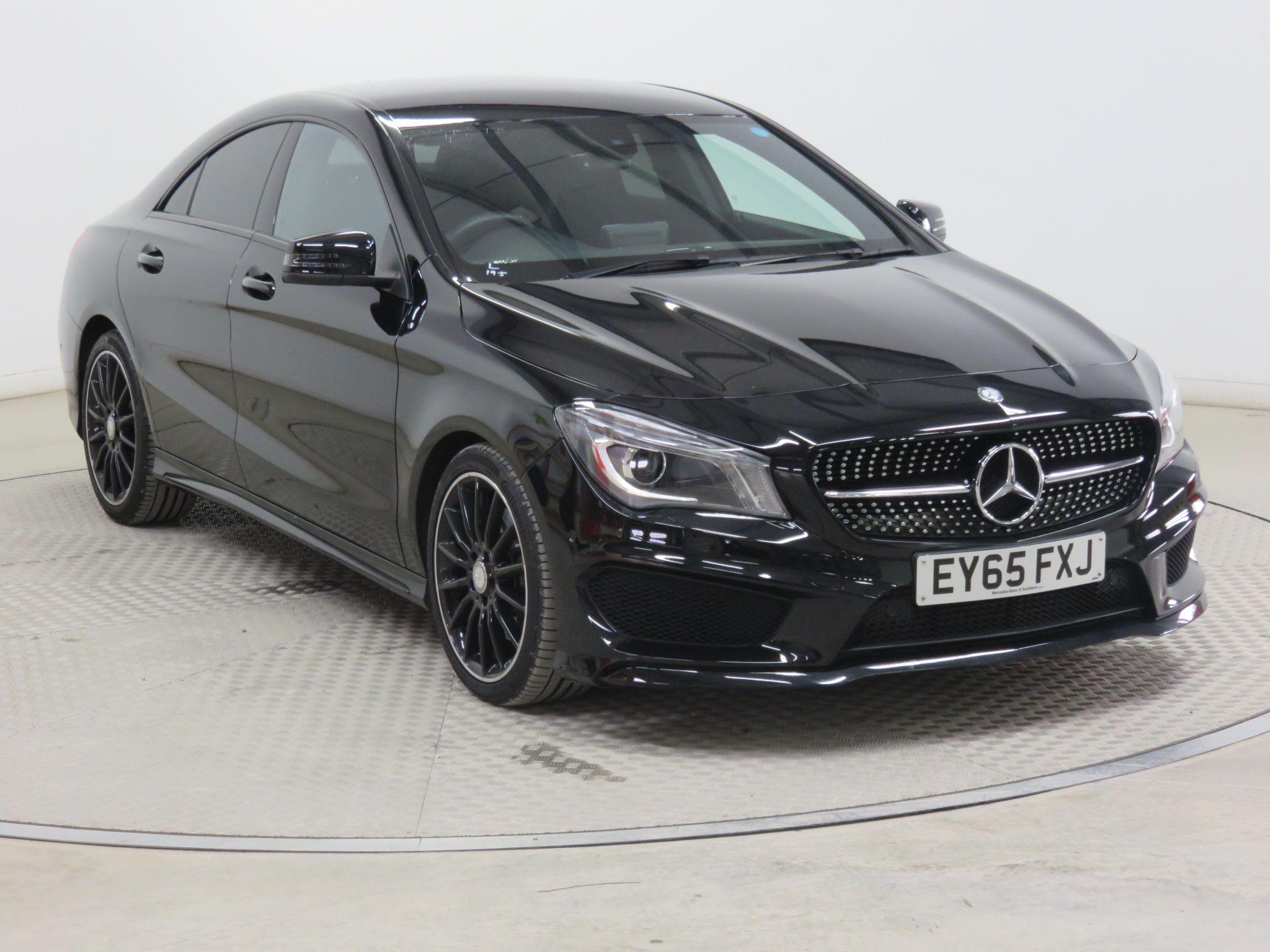2015 65 Mercedes Benz Cla Cla 220 Cdi Amg Sport 4dr Tip Auto