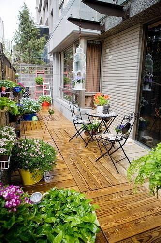 florist cafe design