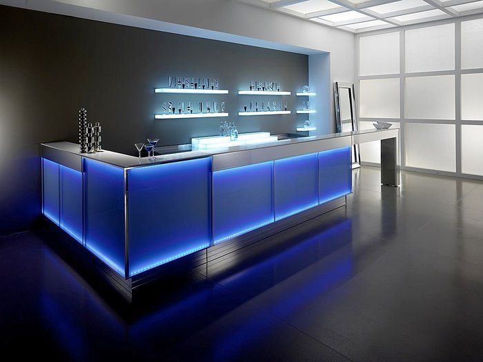 Elegant This Solid Surface Bar Counter Features The Best Combination Of These  Convenience;