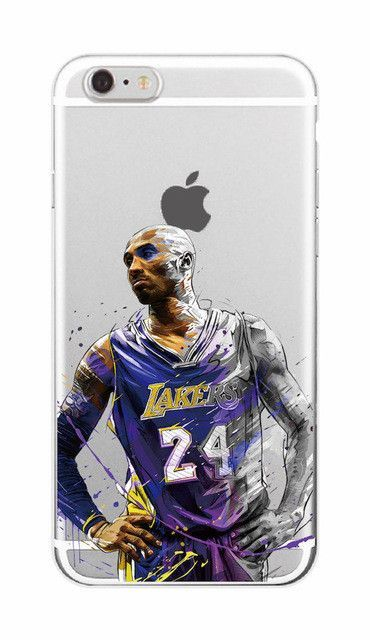 finest selection 5acc2 c96aa Sports NBA Stars Phone Case   Purple design in 2019   Phone cases ...