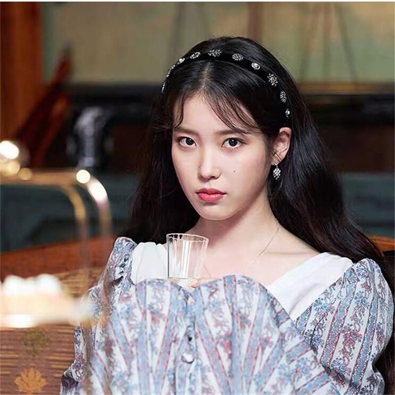 Hair Accessories Style 09 With Images Headband Hairstyles Iu