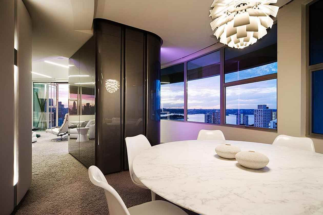Luxury apartment interior design photos 9