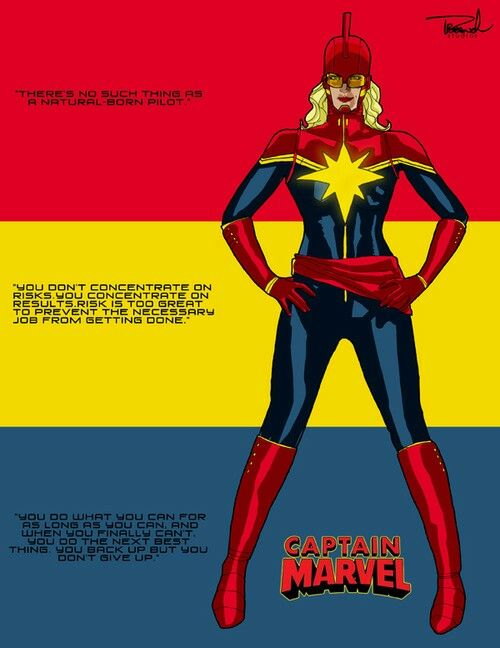 captain marvel quotes dc