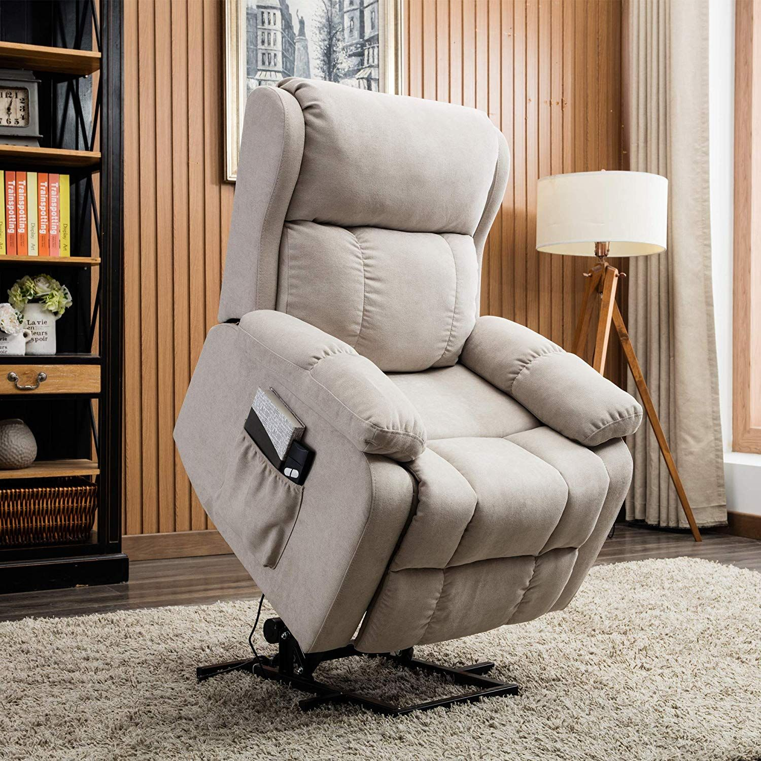CANMOV Power Lift Recliner Chair with Remote Control