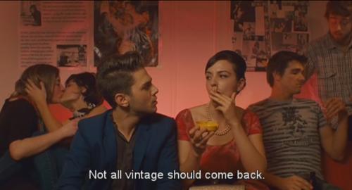 Les Amours Imaginaires Heartbeats Cine Los Amores