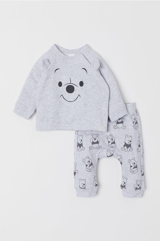 Winnie The Pooh Baby Jungen T-Shirts Und Shorts