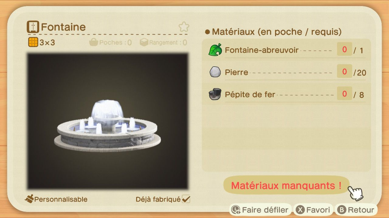 Pin By Hylyirio Cathy D On Animal Crossing New Horizons Drinking Fountain Animal Crossing Fountain