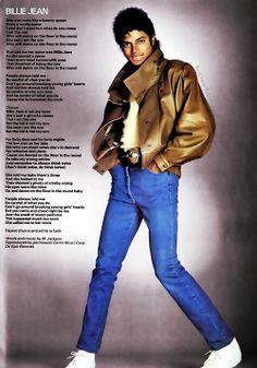 Jeans Michael, A Mini-Saia Jeans, Jack5On Forever, 1980S Michael, Pop Forever, Michael Jackson, Mj Billy Jeans, Jeans Lyrics, Mjbilli Jeans