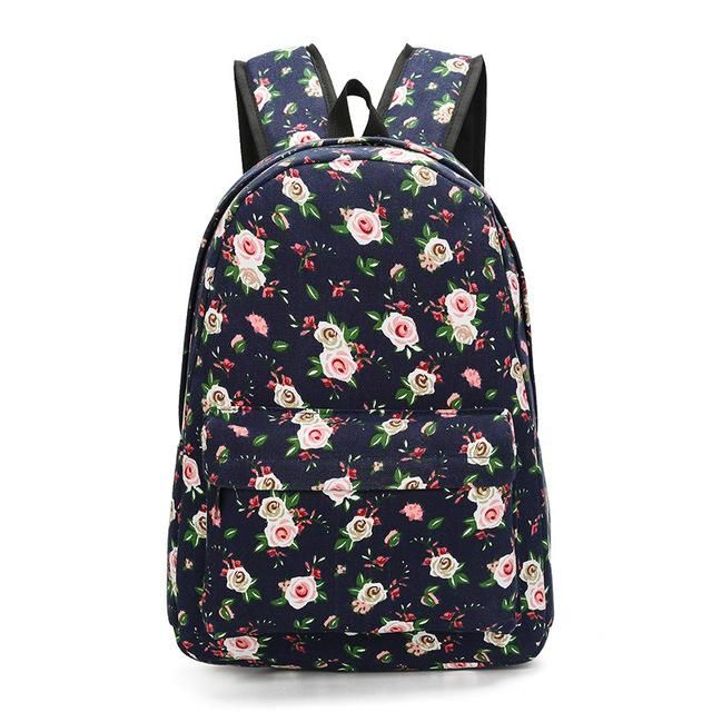 0093629f2bbb Canvas School Backpack