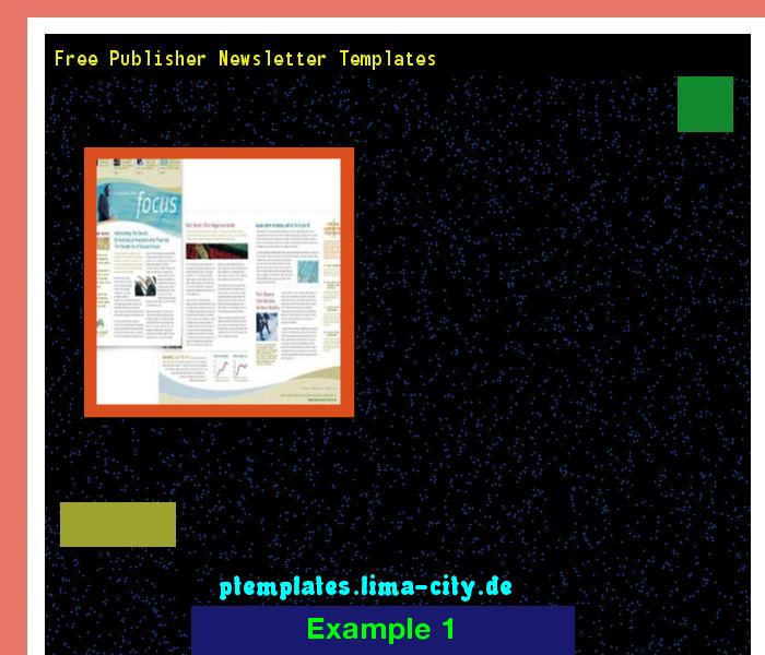 Free publisher newsletter templates. Powerpoint Templates