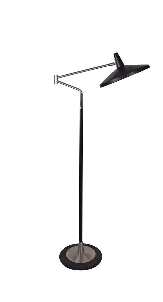 Stilnovo floor lamp italy 1960 39 s sg gallery milano for Sharon goldreich