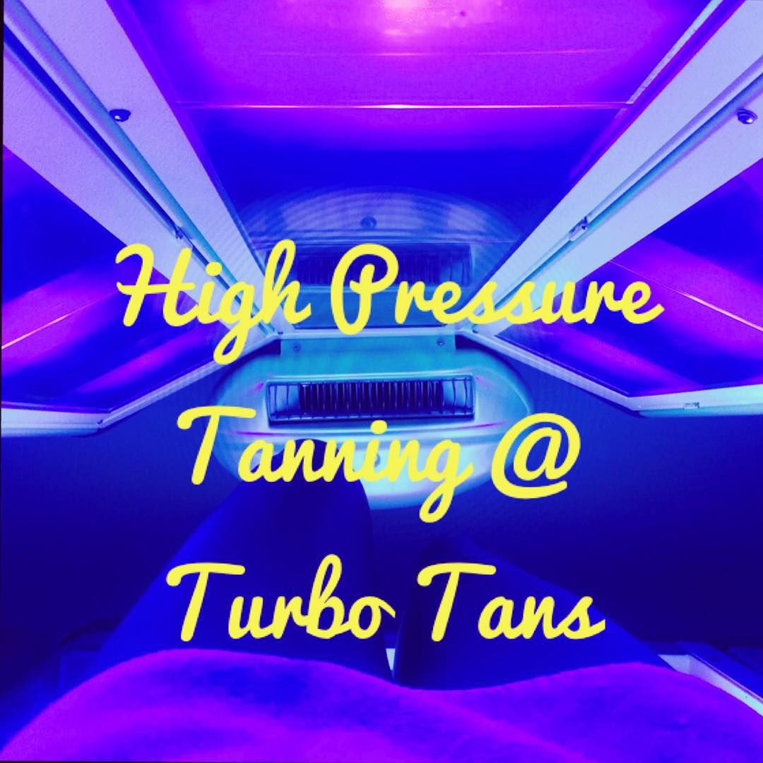 turbo tans unlike any tanning bed in fairbanks! high pressure