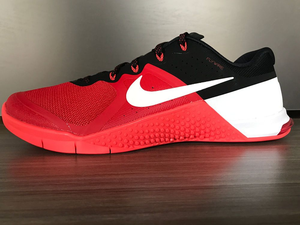 NEW Nike METCON 2 TRAINING CROSSFIT SHOES MEN'S Size 11 $130 #Nike #RunningCrossTraining