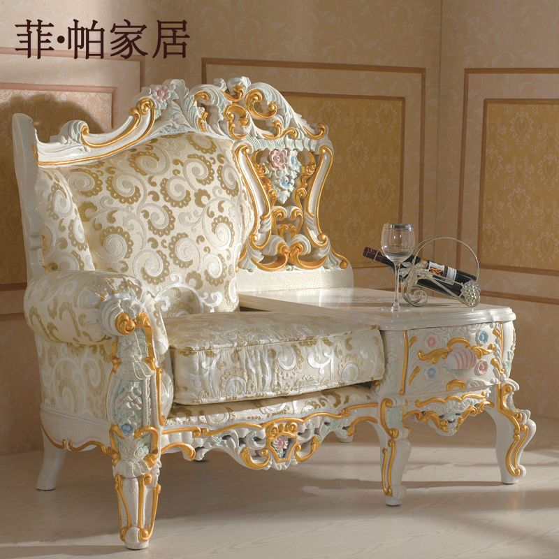 Muebles cl sicos muebles de oficina en casa classic - Muebles italianos clasicos ...