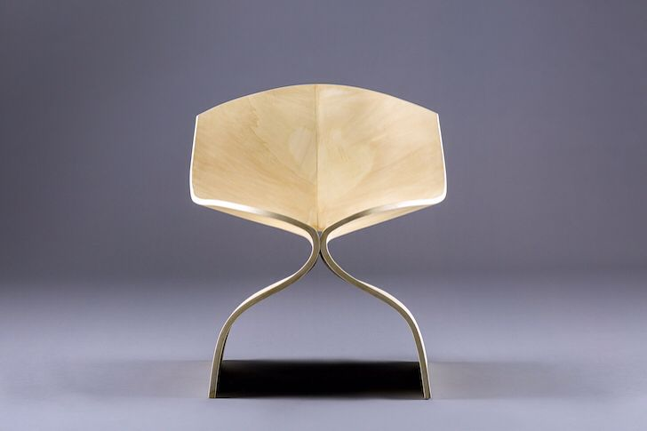 Chair. Emu Parker. http://inhabitat.com/body-embracing-honest-chair ...