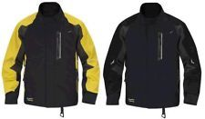 SKI DOO MENS HELIUM 50 JACKET BLACK/YELLOW 2013 440580 Ecklund Motorsports