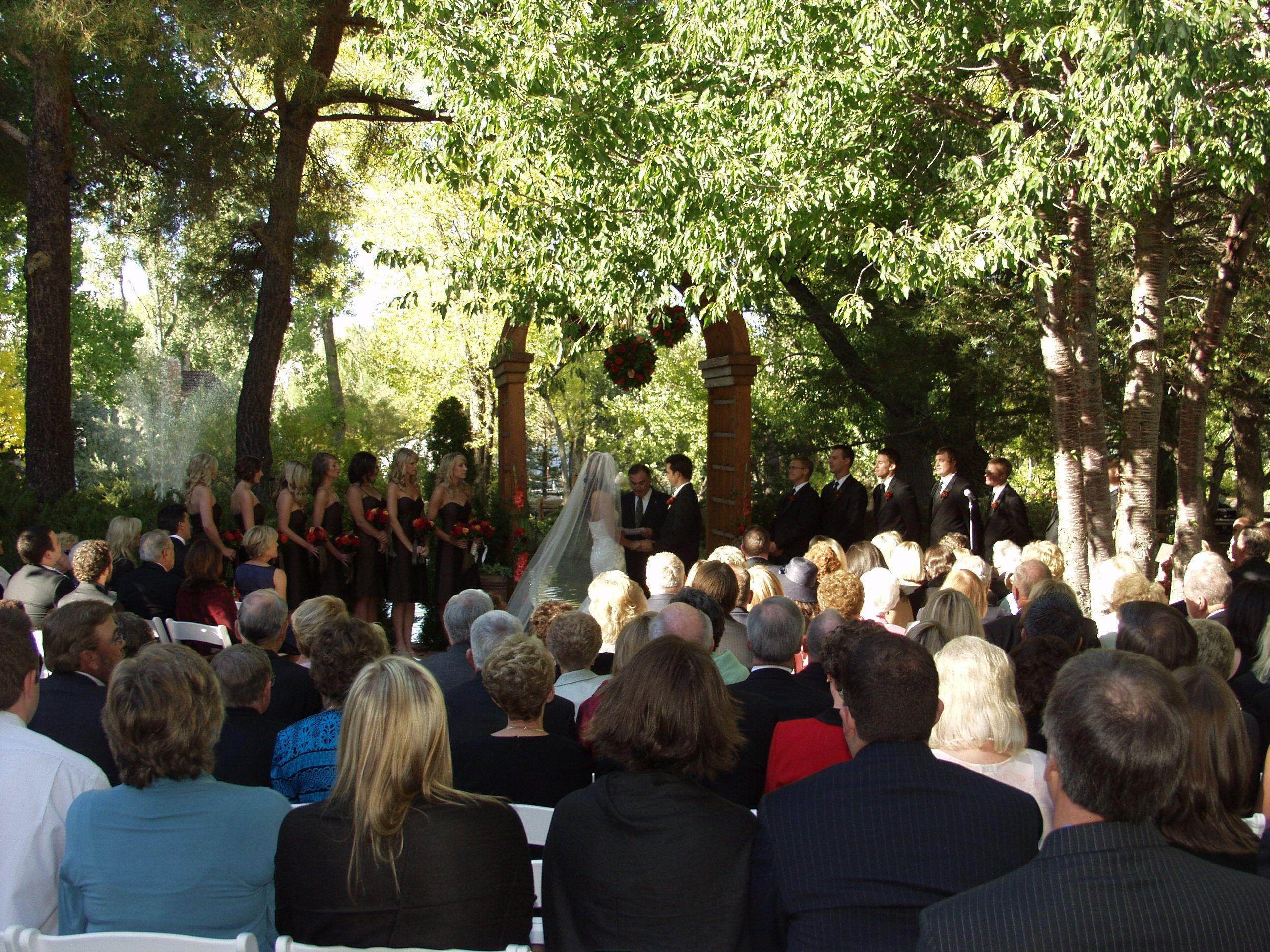 Three Ponds Reno Nv Wedding Venues Wedding Venues
