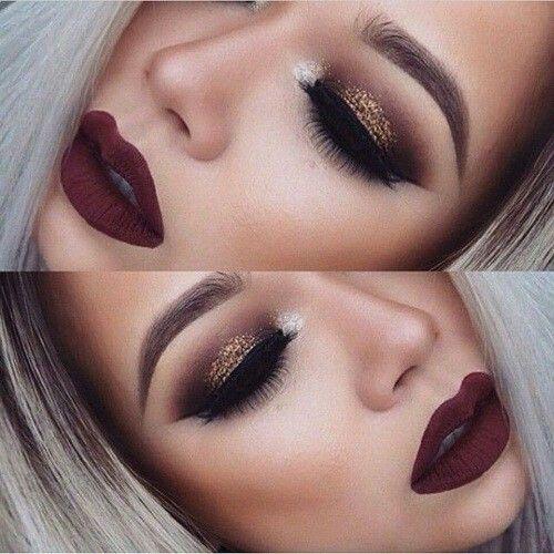 Labial Color Vino En 2019 Maquillaje Color Vino