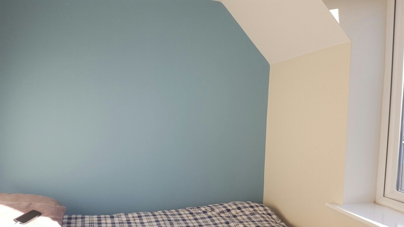 Dulux Nordic Sky In Bedroom Paint Final Colours Wine Street