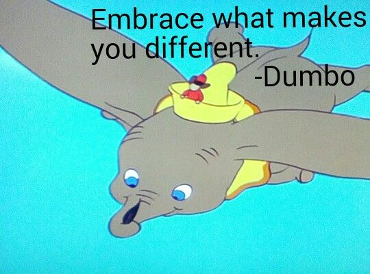 Dumbo Quotes Entrancing Dumbo Quote Disney Quotes  Pinterest  Dumbo Quotes