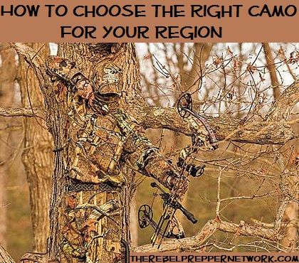 How to Choose the Right Camo for your Region | Hunting ...