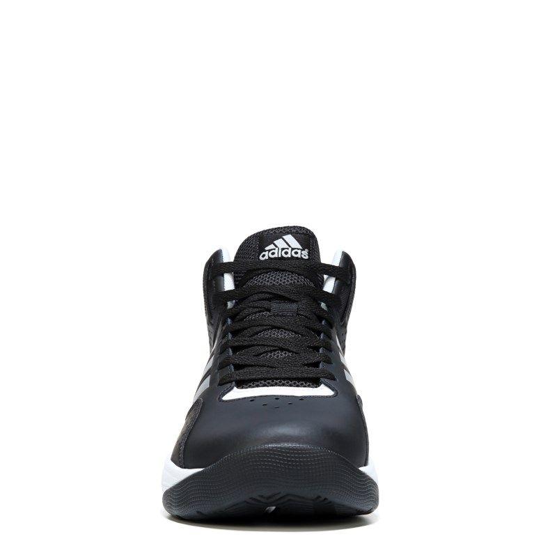 5079a014fa4 Adidas Men s Neo Cloudfoam Ilation Mid Basketball Shoes (Black White) -  11.5 M