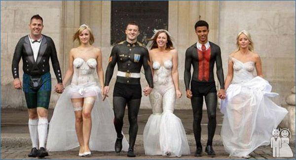 11+ Wedding dress fails info