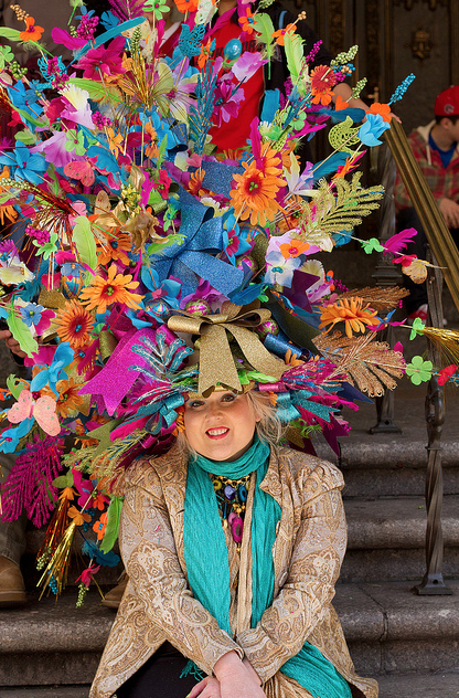 Nyc 2012 Easter Parade Easter Hat Parade Easter Hats Crazy Hat Day