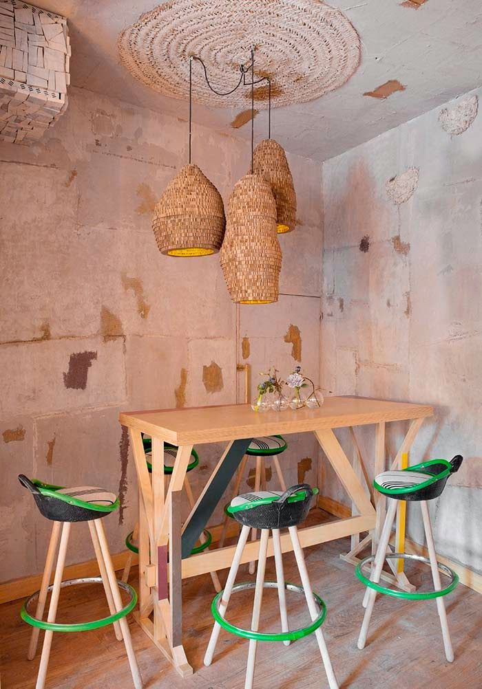 Restaurant Mama Campo In Madrid Spain Modern Mid