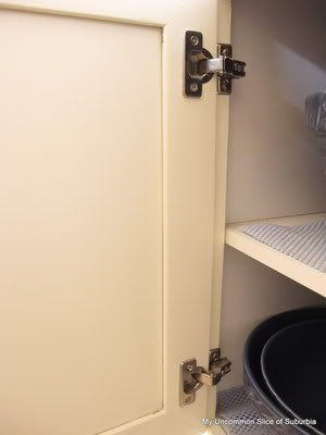Interior Kitchen Cabinet Hidden Hinges how to install a eurpoean hinge european hinges kitchens and concealed my uncommon slice of suburbia