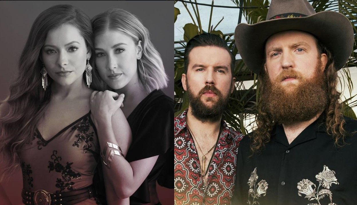 2019 ACM AWARDS DUO OF THE YEAR CHOSEN in 2019 Country