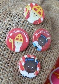 Sint en Piet buttons #sintenpiet Sint en Piet buttons #sintenpiet