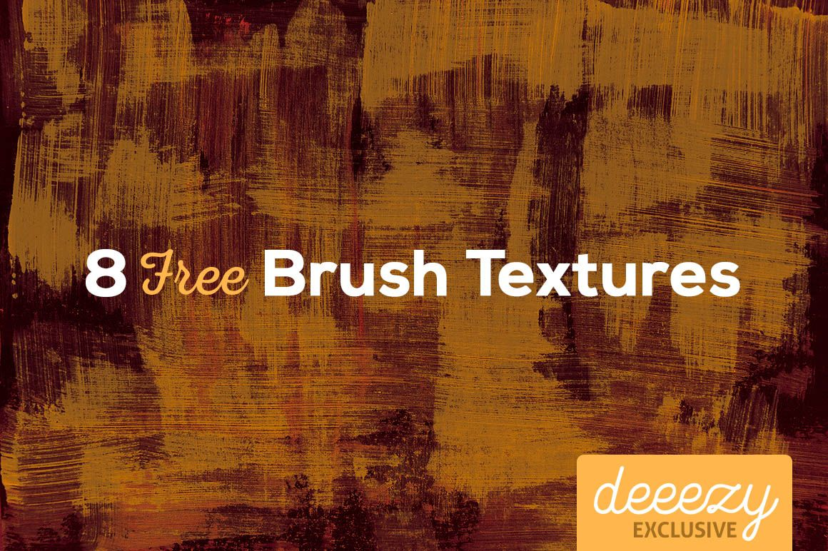 8 free brush textures deeezy freebies with extended