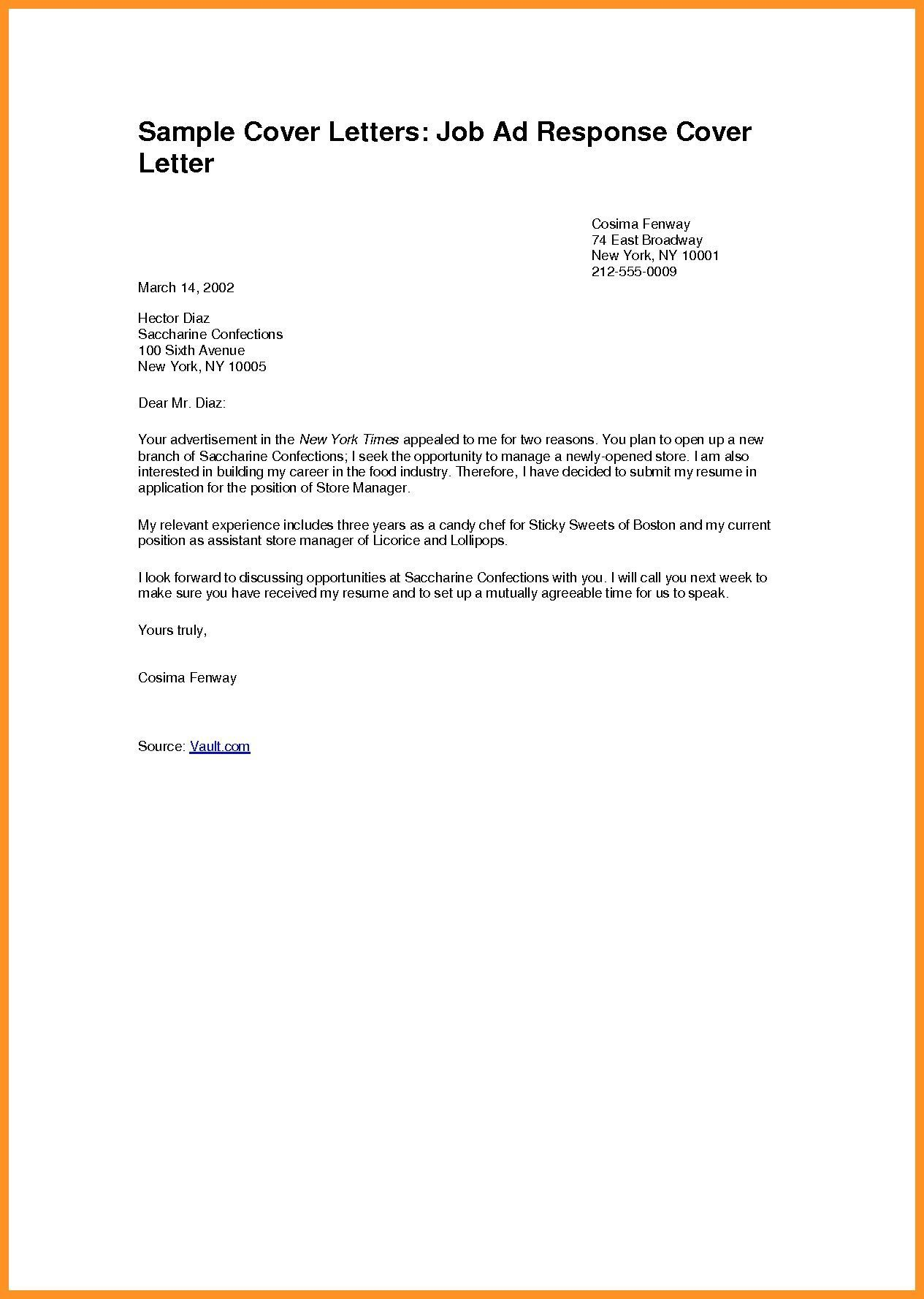 Conditional Offer Letter Sample