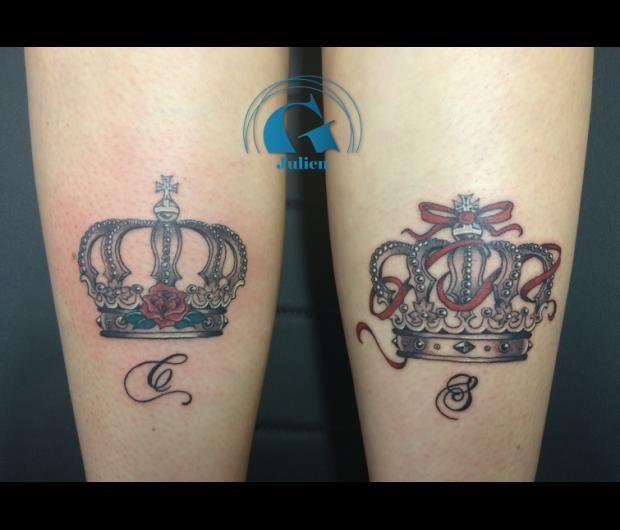 Resultats De Recherche D Images Pour Tattoo Couple Couronne