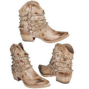 57c981e95e11 Cesare Paciotti Designer Shoes for Women Brown Short Cowboy Boots (CPW536)