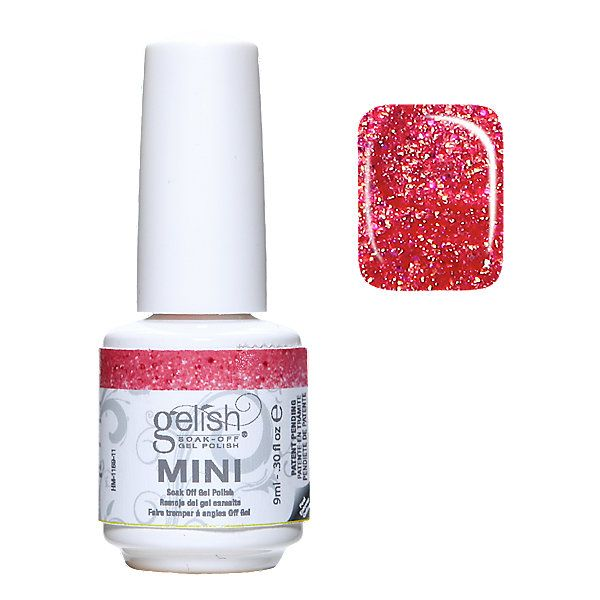 Sally\'s Gelish is hard like a gel, applies like a polish. DIY ...