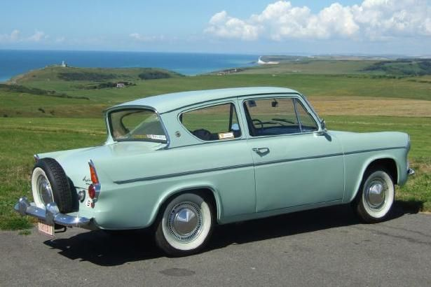 Anglia Sportsman 6 Ford Anglia British Cars Ford Motor