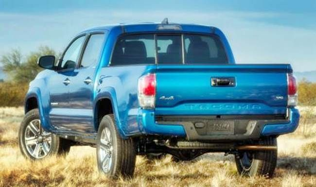 2018 Toyota Tacoma Fuel Economy Australia Price