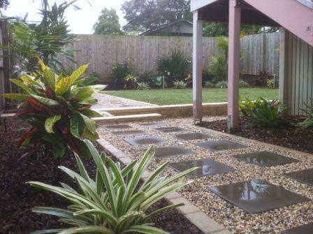 Sunshine Coast Landscaping Brisbane Landscaping Greenscene Gardenscope Landscapers Modern Landscaping Small Garden Landscape Garden Types