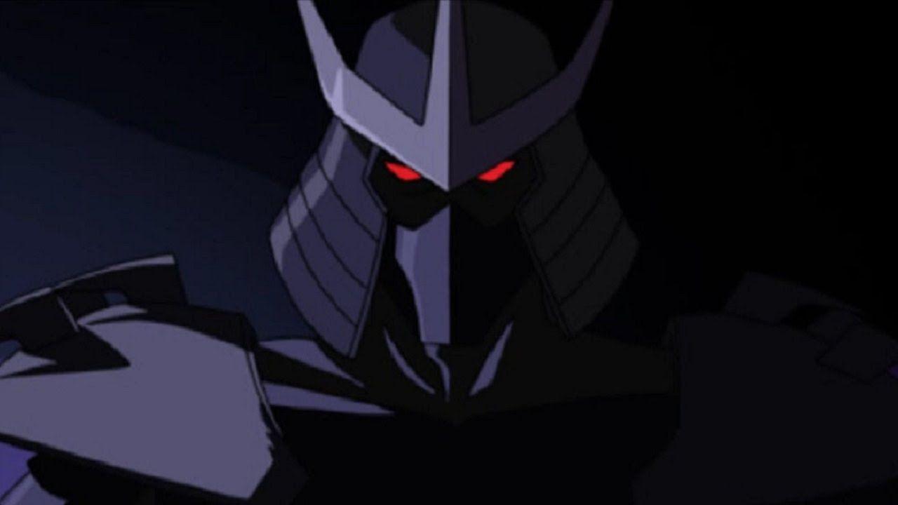 Tmnt 2003 Shredder Laughs Scottie Ray Teenage Mutant Ninja
