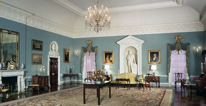 Diplomatic Reception Rooms At The U S Department Of State Harry S