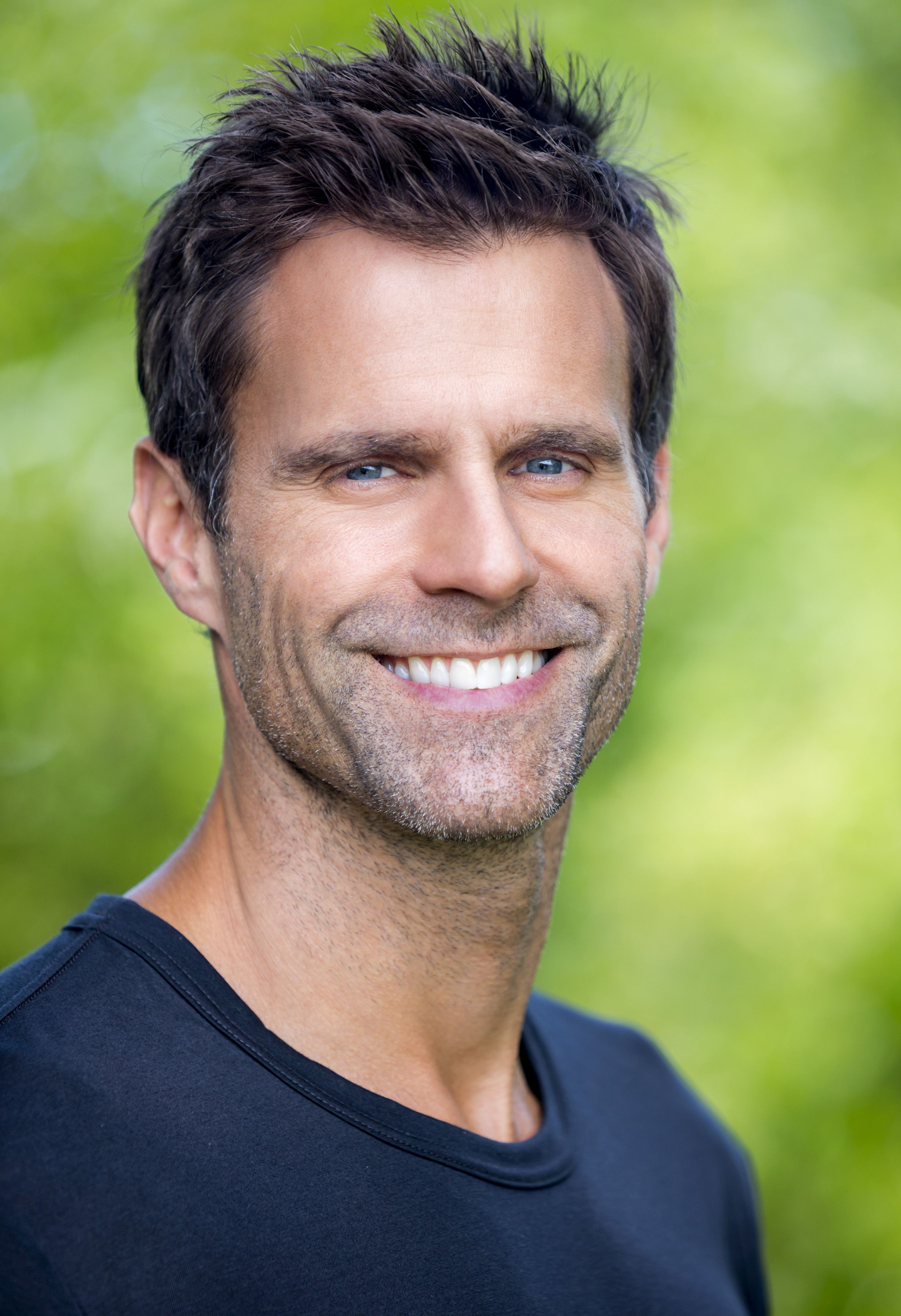 Cameron Mathison [Murder, She Baked series; Along Came a