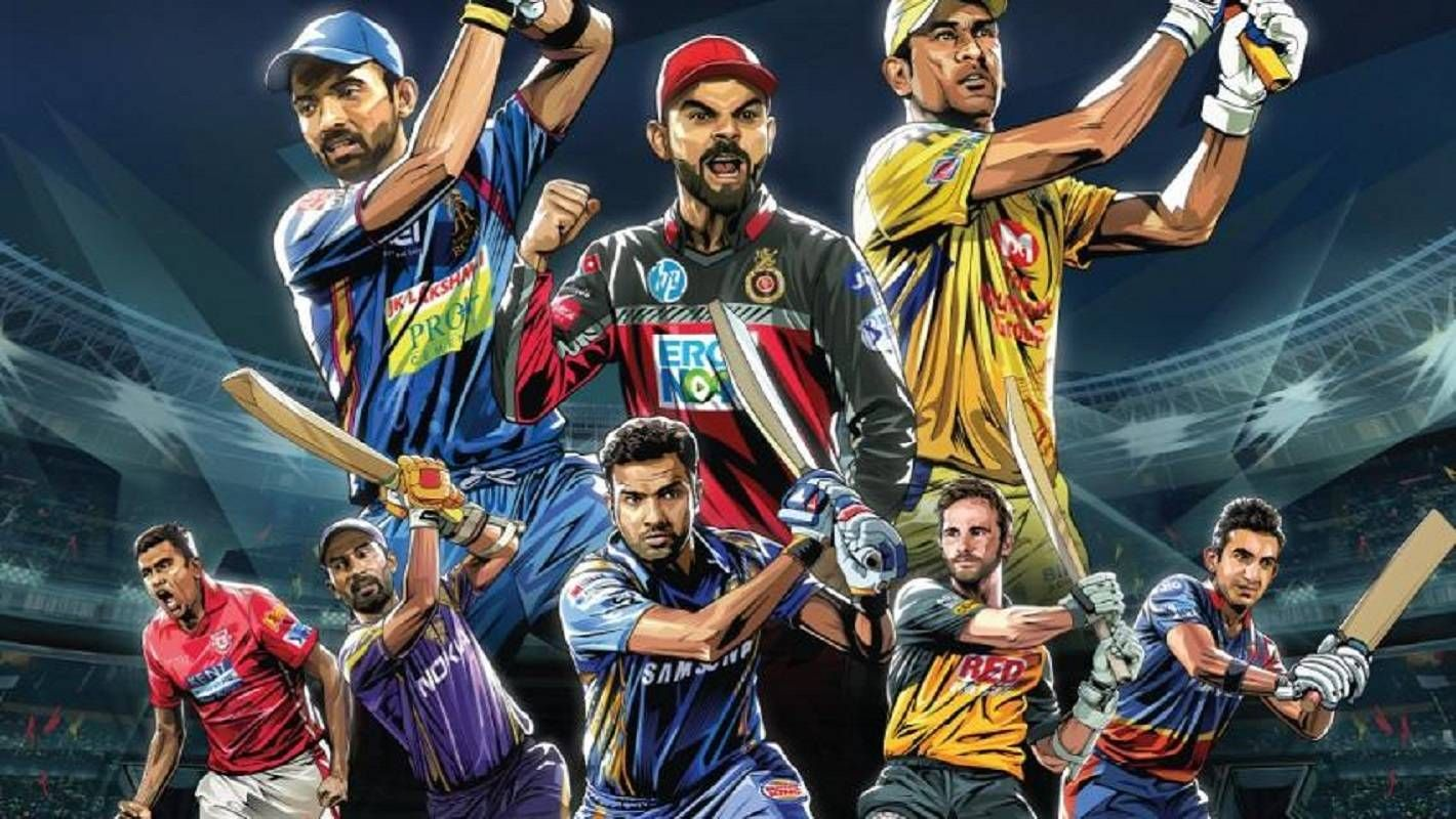 IPL 2019 Schedule Cricket poster, Chennai super kings
